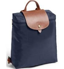 Longchamp Le Pliage Nylon Foldable Backpack **Navy** ~NEW~