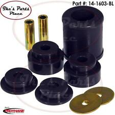 Prothane 14-1603-BL Rear Differential Mount Bushings For 03-09 Nissan 350Z&G35