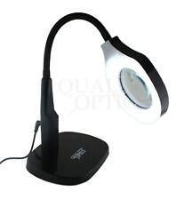 Quality Optics® 45 Led Convertible Desktop Workstation Illuminated Magnifier