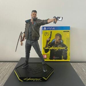 Official Cyberpunk 2077 Statue V Male Edition PS4 PS5 Xbox Series X Dark Horse