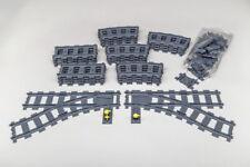Lego City Eisenbahn 42 St Schienen Erweiterung 60051/ 60052 / 60098 / 7939