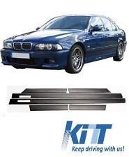 BMW E39 5er Stossleisten Zierleisten Türleisten Seitenleisten M5 ABS NEU M-tech