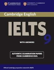 Cambridge Ielts 9 Student's Book With Answers: Authentic Examination Papers F...