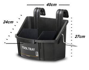 - NEUHEIT - Werkzeugkasten für Rollgerüste und Leiter, Kiste, Koffer, Halter,