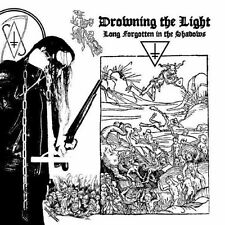 Drowning the Light - Long Forgotten in the Shadows CD 2014 Razed Soul