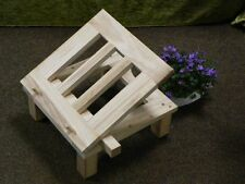 Abfüllknecht,Holz,Abfüllhilfe,37x37cm 16cm h.Imker,Imkerei,Honig abfüllen