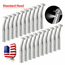 New Listing1 20 Nsk Style Dental High Speed Turbine Handpiece Push Fit 46hole Coupler D6v