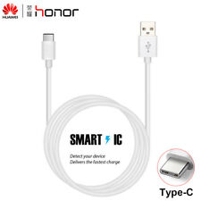 1M 2A USB-C USB 3.1 Type-C Data Charge Charging Cable For Huawei P10 P9 Honor 9