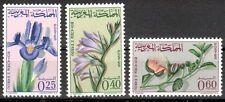 Marokko Michelnummer 542 - 544 postfrisch (intern:Pflanzen 23a)