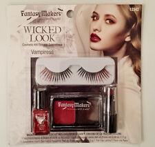 Wet N' Wild Fantasy Makers Wicked Look Vampire Vampiress Cosmetic Make Up Kit