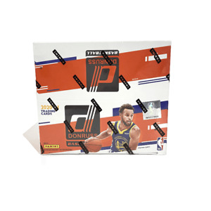 2020-21 Panini Donruss Basketball 1 x Retail Box - 24 Packs x 8 Cards - Sealed
