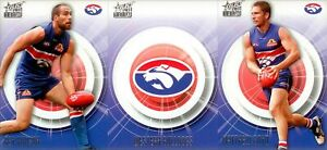 2011 Select AFL infinity Series - Team Set BULLDOGS (11)