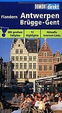 Flandern. Antwerpen, Brügge-Gent. DuMont direkt by Graf, Margarete