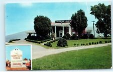 *1960 Shenvalee Lodge New Market Virginia VA Shenandoah Valley Postcard A54