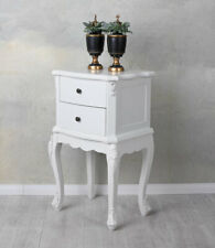 Bedroom Dresser Night Console Country Style Bedside Table Nightstand Antique