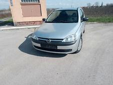 Opel Corsa C, TÜV neu , AHK , Klima ,
