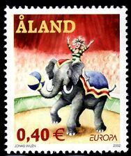 TEMA EUROPA 2002 ALAND El Circo 1v.
