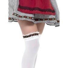 BIÈRE BAVAROISE FILLE jambe Jarretière DAMES Oktoberfest Accessoire déguisement