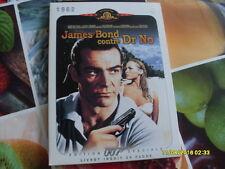 dvd film james bond 007 contre dr NO edition speciale action aventure rare
