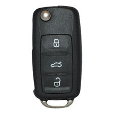 3 Button Flip Remote Key Fob For Volkswagen  ID48 Transponder 5K0837202AD