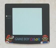 Ecran / Vitre de Remplacement Game Boy Color Edition Mario - Gameboy GBC NEUF