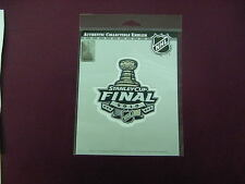 2010 NHL Stanley Cup Final Jersey Patch Chicago Blackhawks Philadelphia Flyers