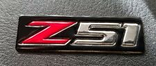 Corvette C7 Stingray Z51 Badge Decal