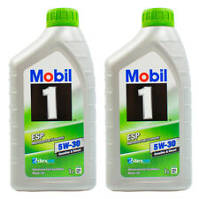 MOBIL1 ESP 5W-30 1L + 1L = 2 Liter MOTORÖL MOTORENÖL 2L Mobil 1 5W30 Top Preis
