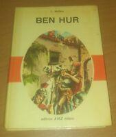 BEN HUR di Lewis Wallace - AMZ 1963  Illustrato Romanzo per Ragazzi Infanzia