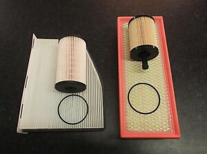 VW SCIROCCO (137 138) 2.0TDI SERVICE KIT OIL FUEL AIR CABIN FILTERS