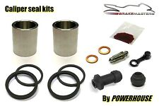 Honda CR 250 R 84-86 front brake caliper piston & seal repair kit 1984 1985 1986