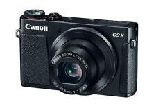 Canon PowerShot Digital Camera G9X Black 20.2 Megapixel 1.0