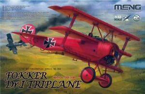 Meng 1/32 Fokker Dr I Triplane kit. Shipped from the US.