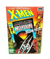 1992 The Uncanny X-Men Wolverine Jigsaw Puzzle 100 Pc Factory Sealed By Rose Art