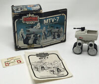 STAR WARS RETURN OF THE JEDI MTV-7 MULTI-TERRAIN VEHICLE Kenner 1980 Lucas Film