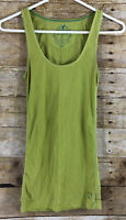 American Eagle Outfitters Women's S/P Small Petite Green Tank Top