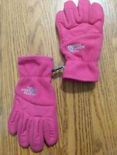 The North Face Fleece gloves Kids/Girls size S