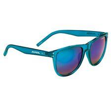 Alpina Fahrradbrille Sportbrille Sonnenbrille Brille RANOM blue transparent