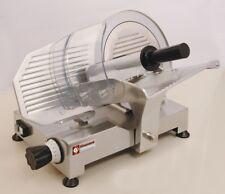 Profi Aufschnittmaschine Schrägschneider (Ø) 250mm Wurstschneider Gastlando