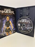 Lara Croft: Tomb Raider Angel of Darkness (Sony PlayStation 2, 2003) PS2 CIB