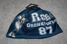 ADULTS NEW ENGLAND PATRIOTS ROB GRONKOWSKI #87 NFL PLAYER BEANIE CAPS HAT