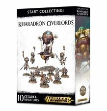 Début Collecting Kharadron Overlords Games workshop Âge de Sigmar nains