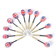12pcs Professional Metal Steel Tip Hard Tip Needle Darts Iron Dart for Indoor US