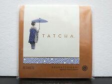 New Tatcha Aburatorigami Japanese Beauty Papers 30 Sheets Abaca Leaf Gold Geisha