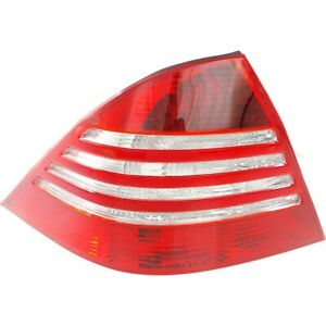 Tail Light for 2003-2006 Mercedes Benz S430 & 2003-2006 S500 & 2006 S350 Left