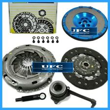 LUK CLUTCH KIT & T6 FLYWHEEL  AUDI TT QUATTRO VW JETTA GOLF BEETLE S 1.8L 6-SPD