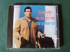 MARIO LANZA, Double Feature Vol. 1, For The First Time, Midnight kiss CD GD60516
