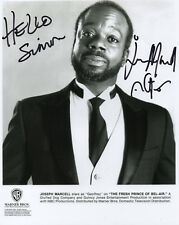 JOSEPH MERCELL - Signed 10x8 Photograph - TV - FRESH PRINCE OF BEL AIR