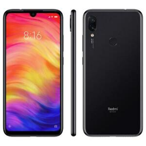 Xiaomi Redmi Note 7 - 32GB - batteria 4000 mAh, Nero (Space Black) - dual sim