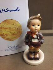 Hummel, Carefree, Hum. #490, Retired, New, Mint In Box, Tmk7, Free Usps Shipping
